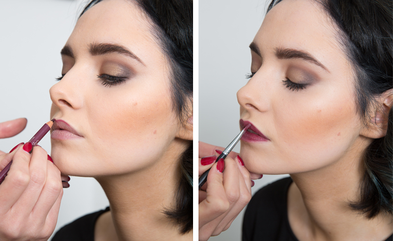 Christmas Party Makeup by Eyrebrushed.ie