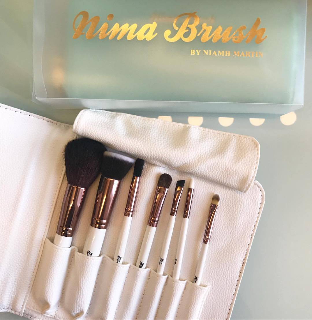 Nima Brushes at Eyrebrushed Kilkenny | Makeup Brushes