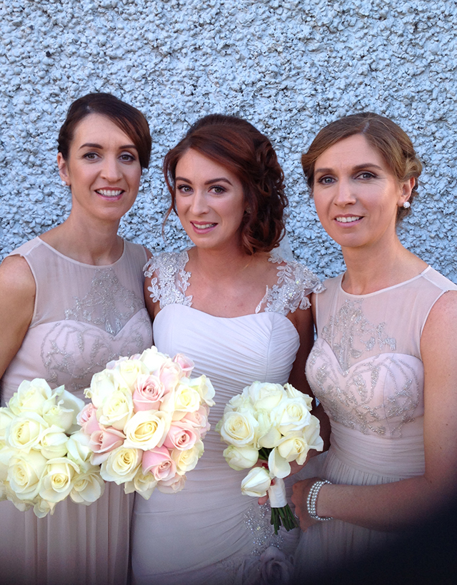 Eyrebrushed Kilkenny Wedding Makeup