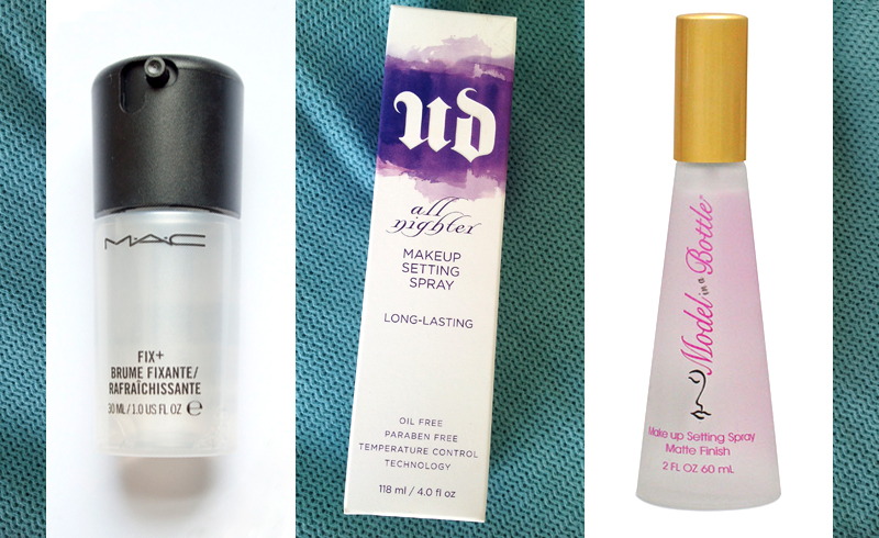 Makeup Setting Sprays: The Low Down - Eyrebrushed.ie