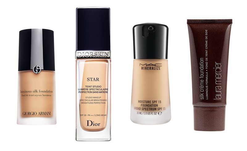 Foundations for Dry Skin | Eyrebrushed Makeup Studios