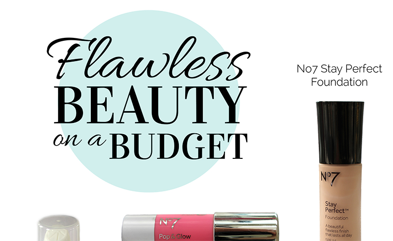 Flawless Beauty on a Budget