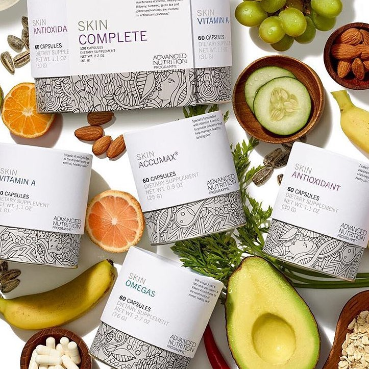 Advanced Nutrition Programme - Beautiful Skin From Within @ Eyrebrushed