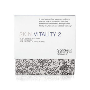 Advanced Nutrition Programme - Skin Vitality 2 Supplements