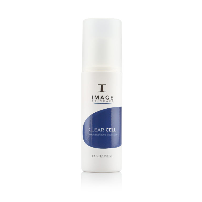 Image Skincare Clear Cell Medicated Acne Scrub