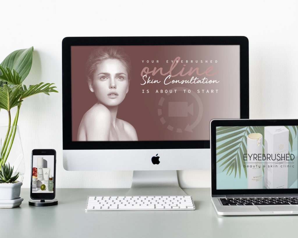 Online Skin Consultations with Emma | Eyrebrushed Skin Clinic