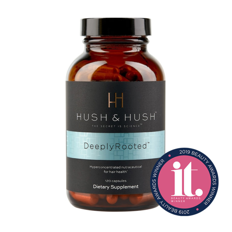 Hush & Hush Deeply Rooted for Healthy Hair
