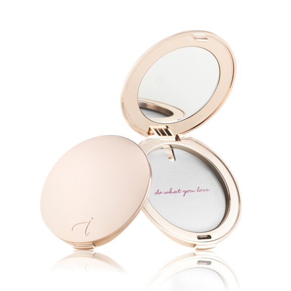 Jane Iredale PurePressed Refillable Rose Gold Compact