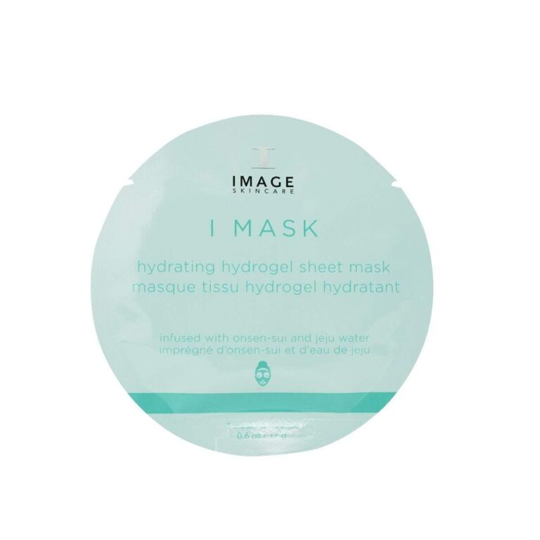 Image Skincare I Mask Hydrating Hydrogel Sheet Mask