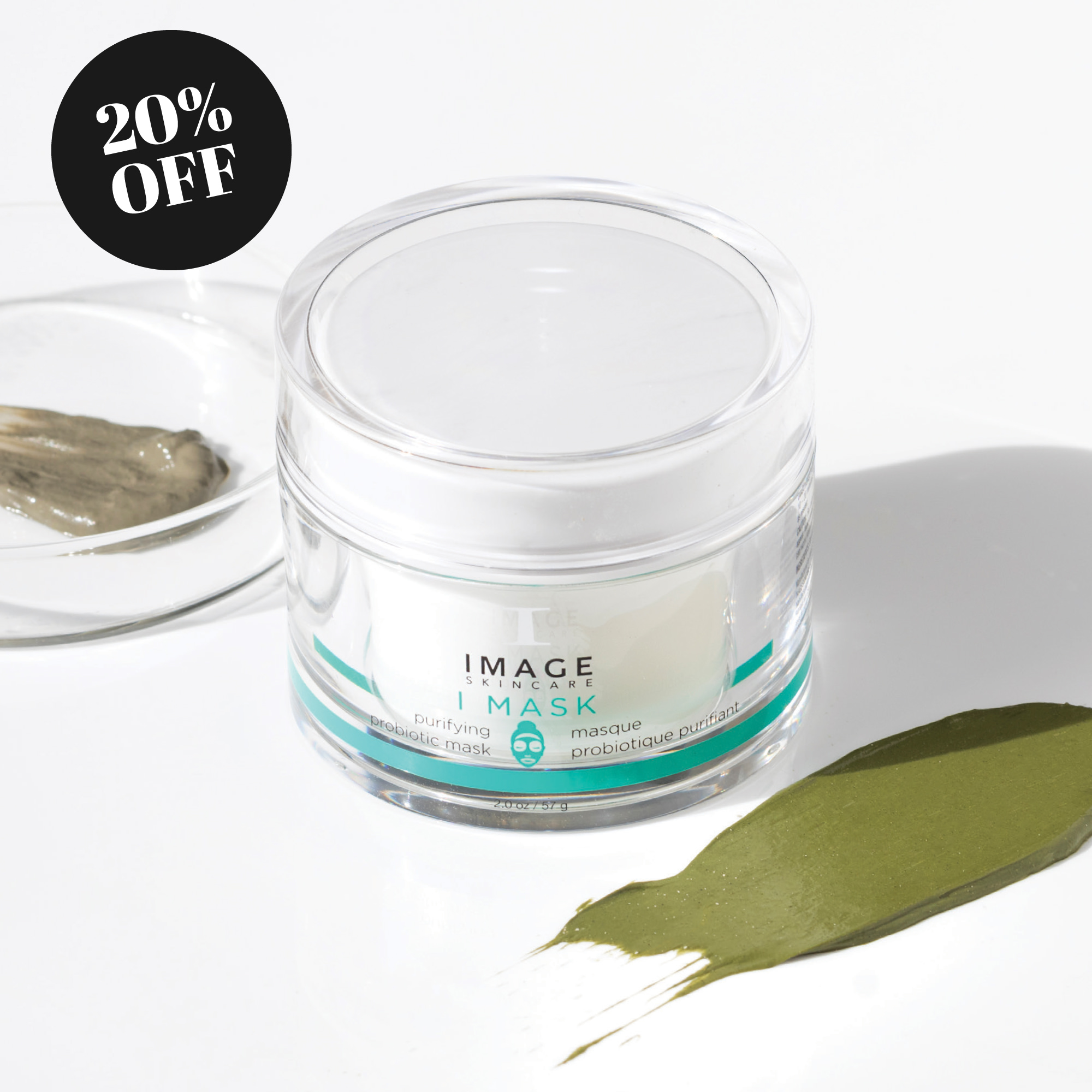 Image Skincare I Mask - Purifying Probiotic Mask
